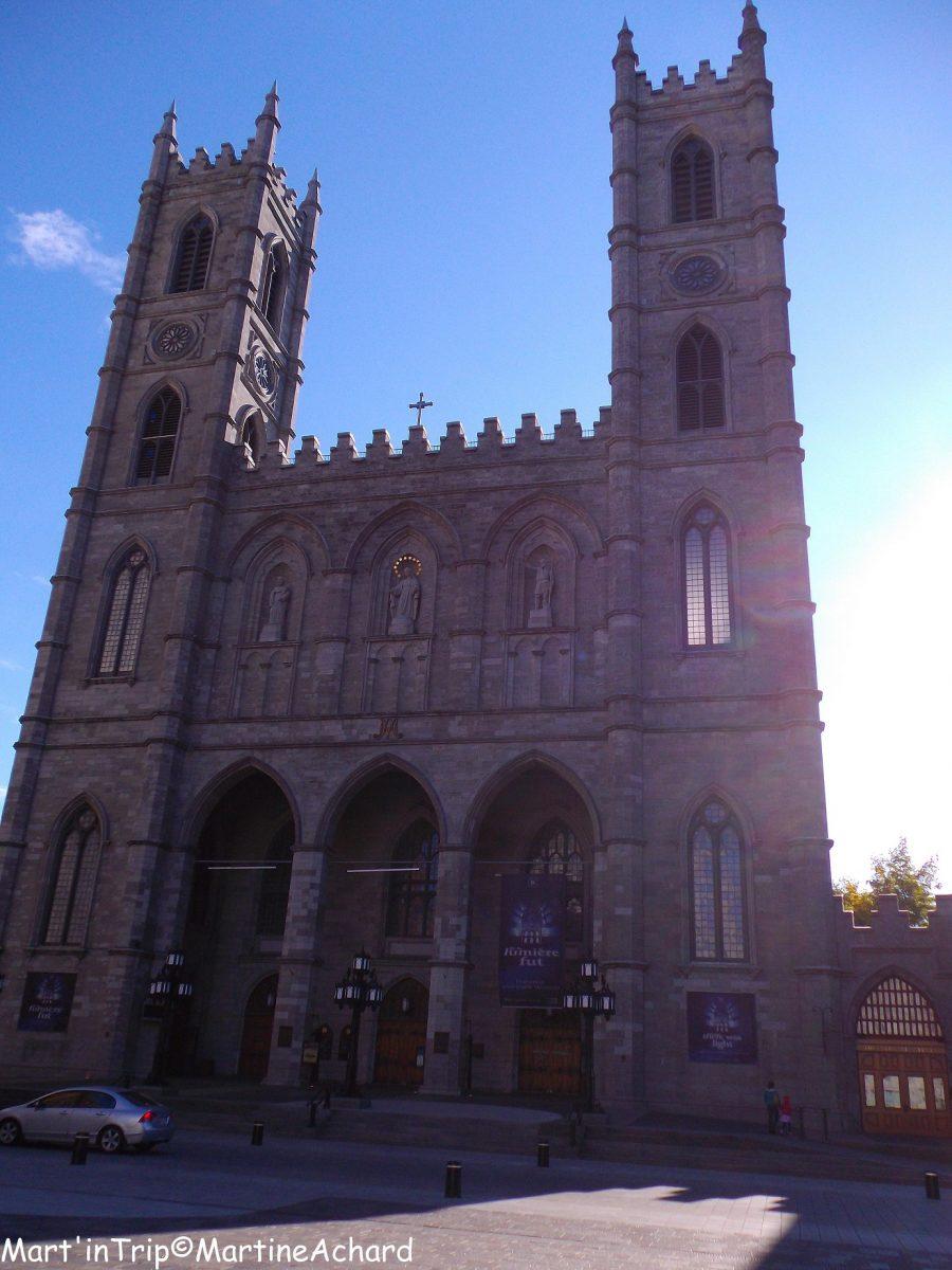 basilique montréal