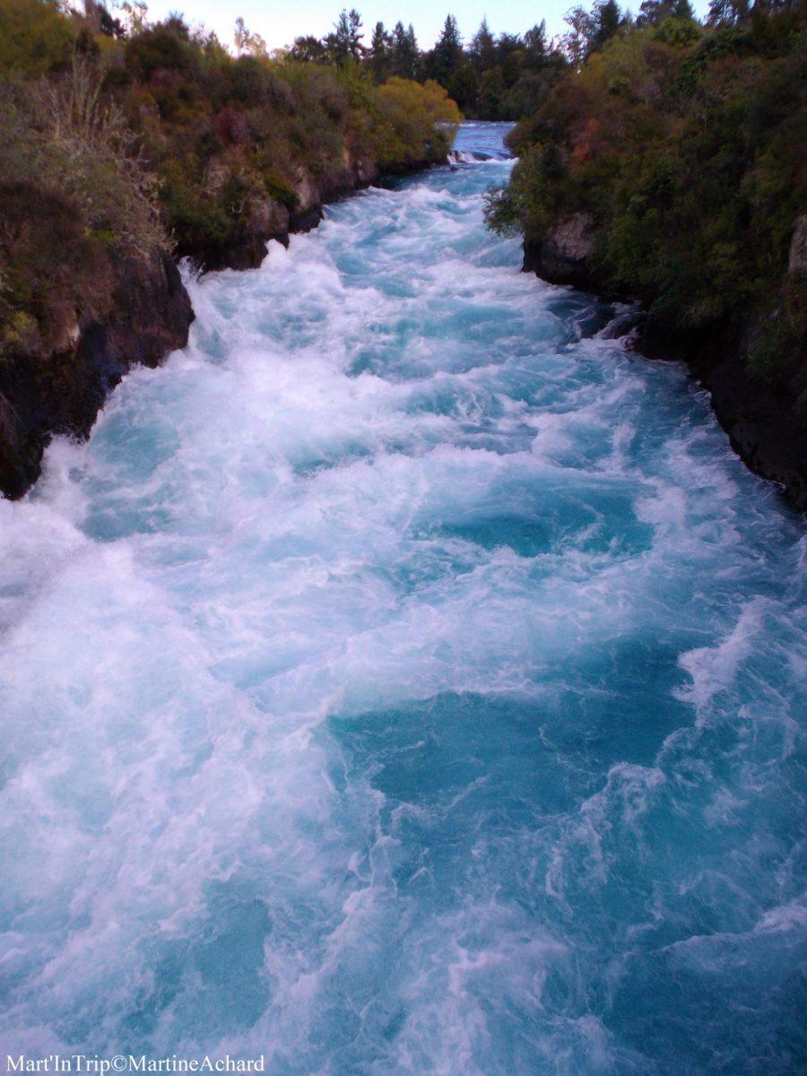 cascade nouvelle zélande