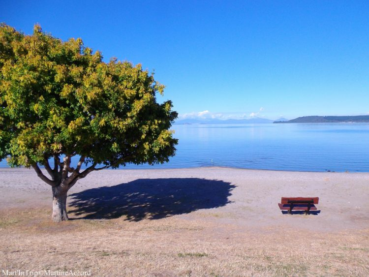 lac nouvelle zélande