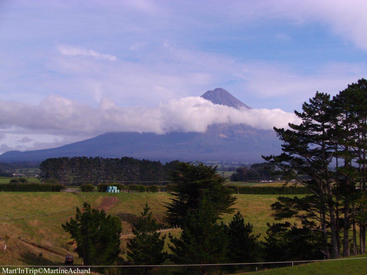 montagne nouvelle zélande