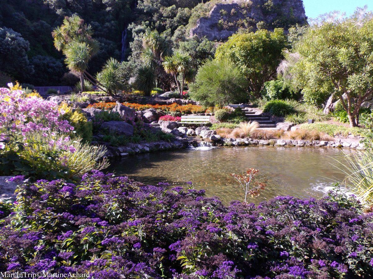 jardins nouvelle zélande
