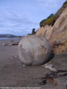 boulders nouvelle zélande