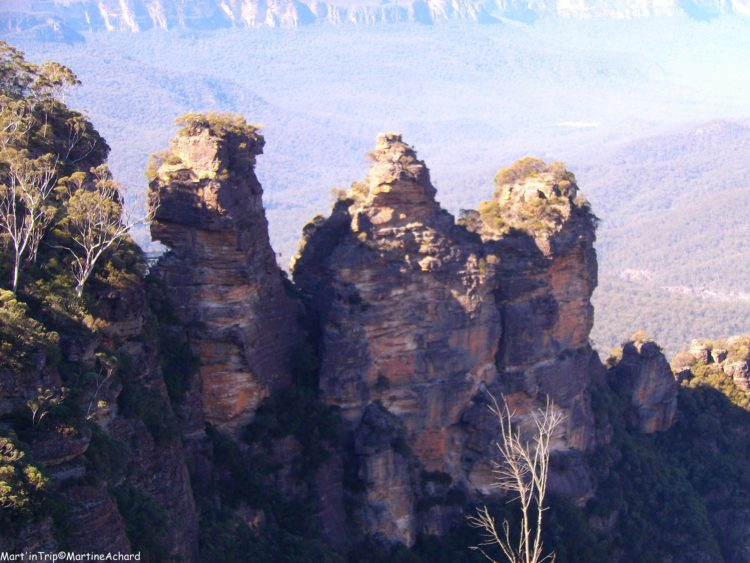 montagne australie