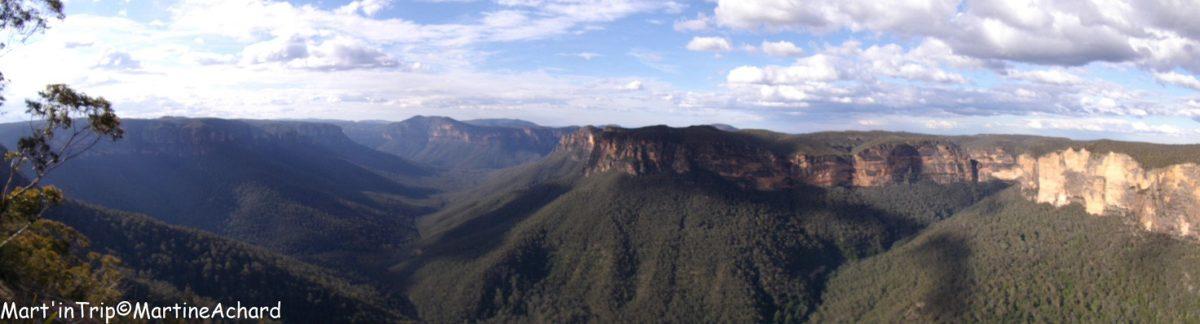 montagnes australie