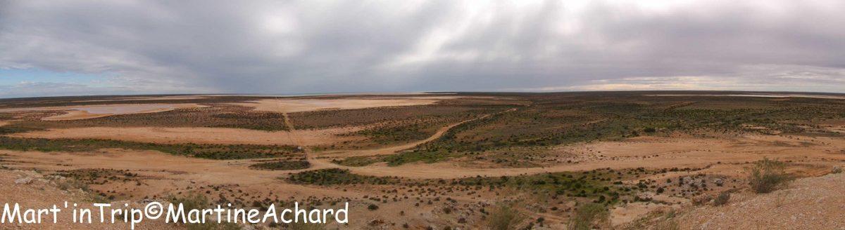 point de vue côte ouest australie