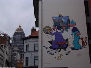 street art bd bruxelles 2