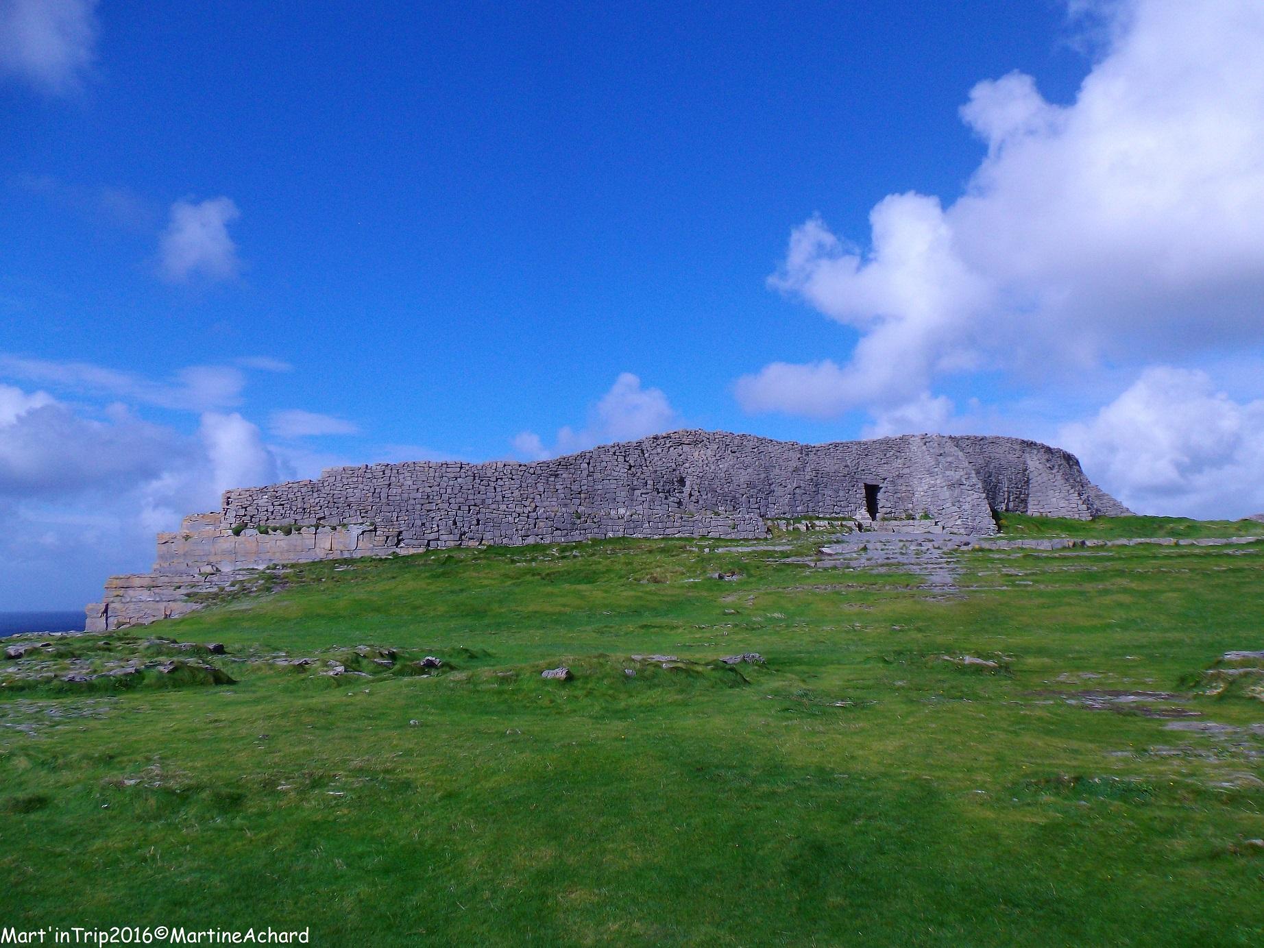 inishmore île d'aran irlande
