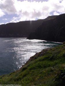 carrick-a-rede irlande du nord côte d'antrim