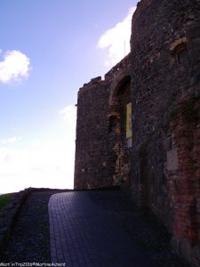 carrickfergus castle château irlande du nord