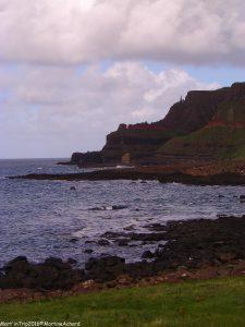 chaussée des géants giant's causeway côte d'antrim irlande du nord