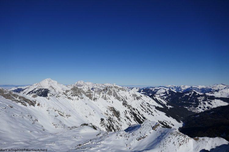 champery, les portes du soleil, suisse