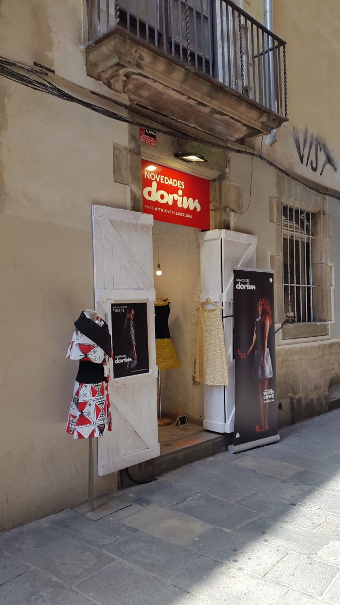 boutique barcelone