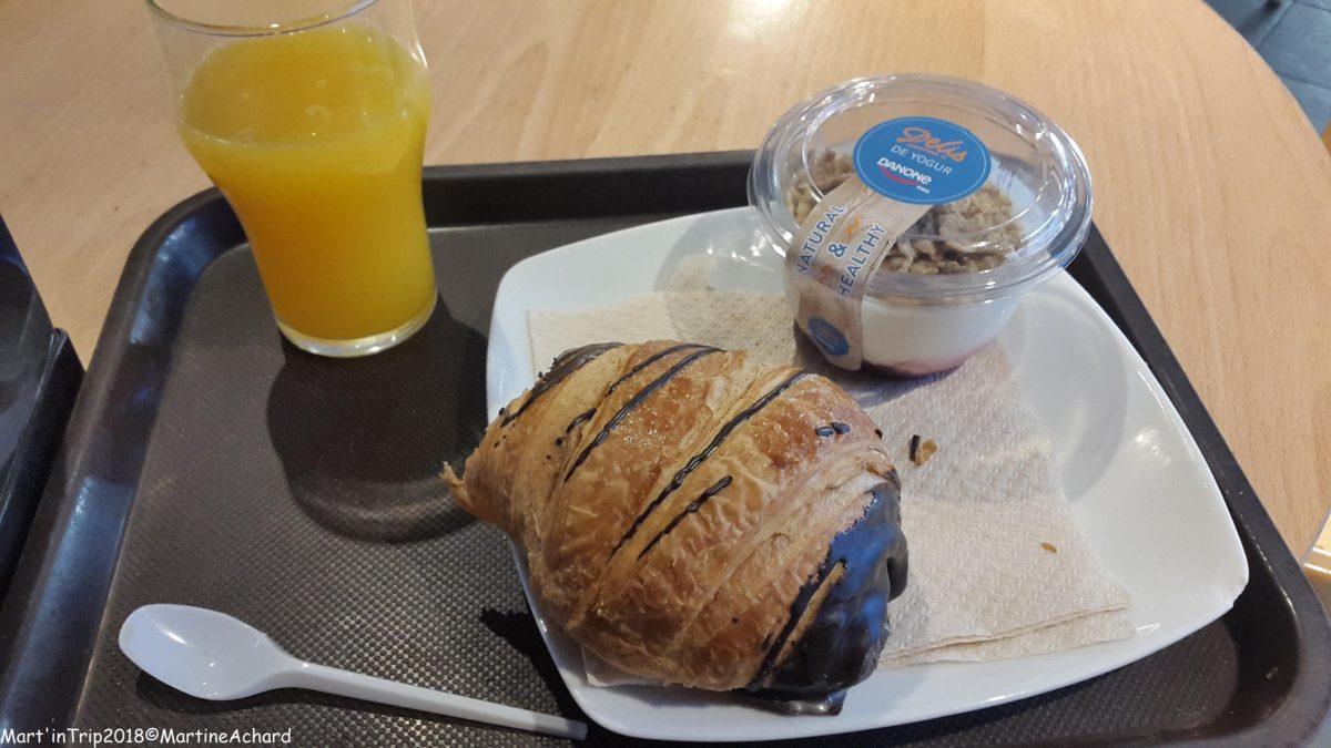 petit déjeuner barcelone