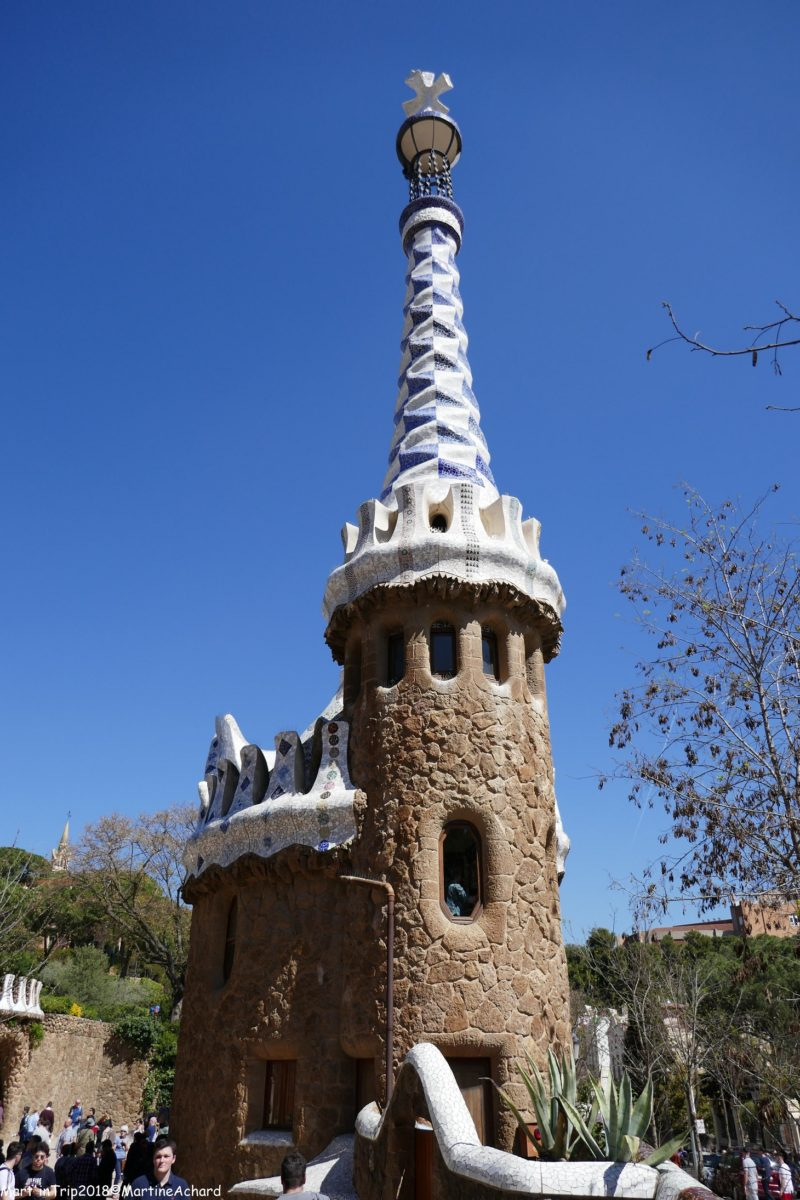 parc gaudi barcelone