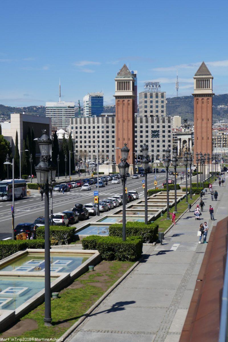 avenue barcelone
