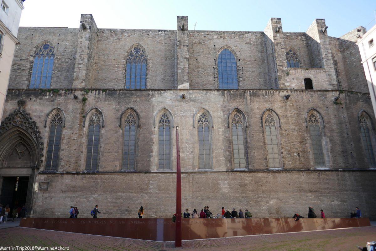 église barcelone