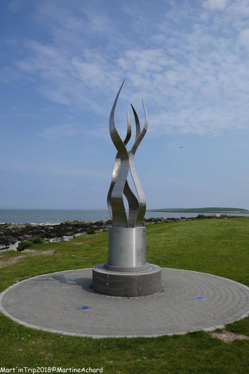 bord de mer irlande