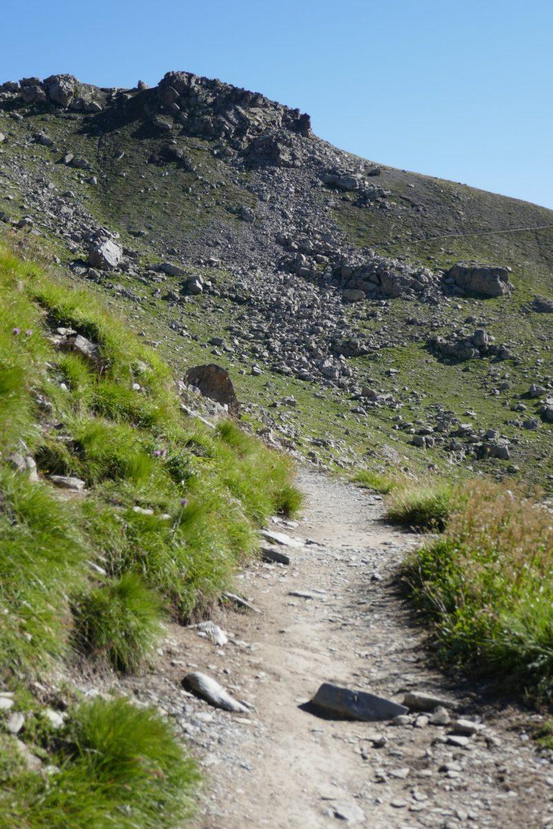 randonnée hautes alpes