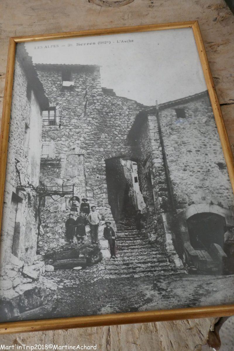 village hautes-alpes