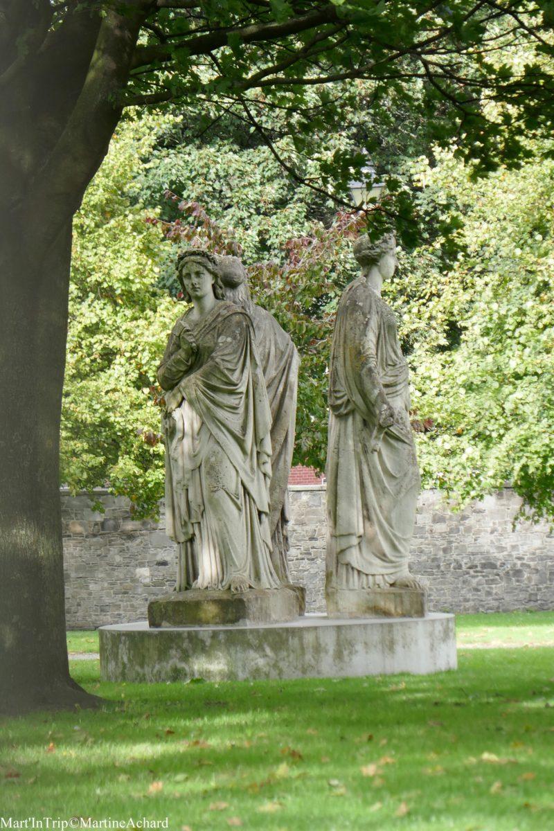 statues dublin