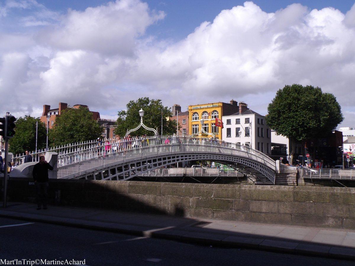 ah penny bridge dublin