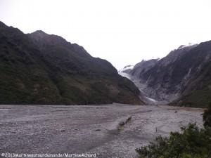 glacier nouvelle zélande