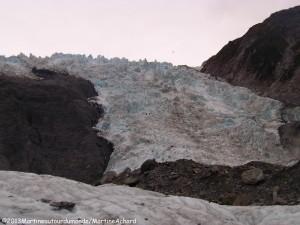 rando glacier nouvelle zélande