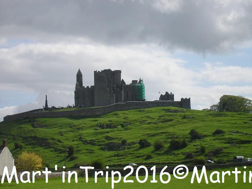 chateau vestige irlande cashel
