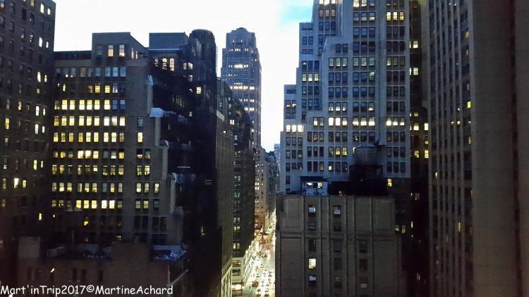 bar avec vue new york
