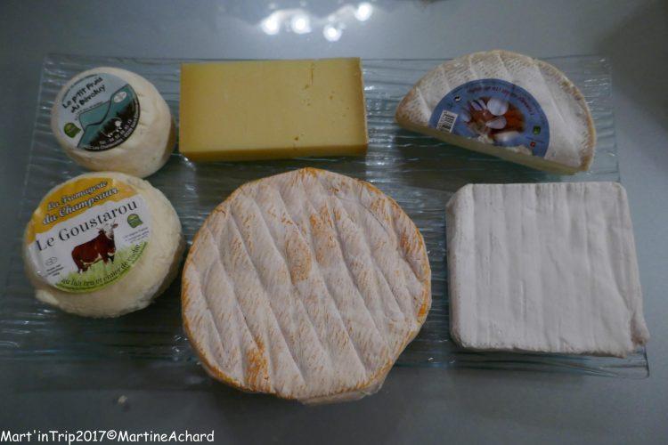fromages des alpes