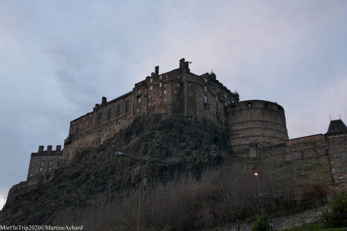château écosse