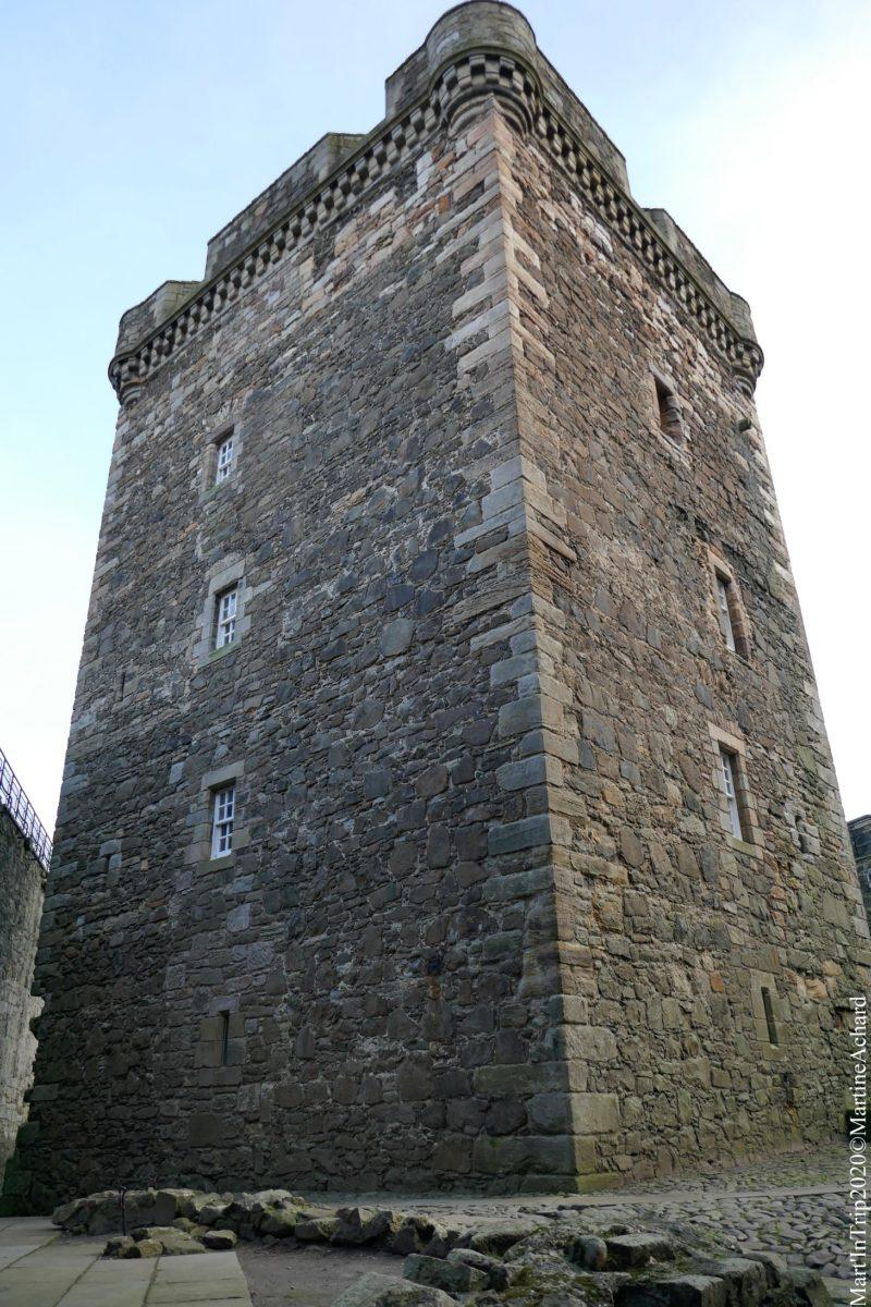 château écossais