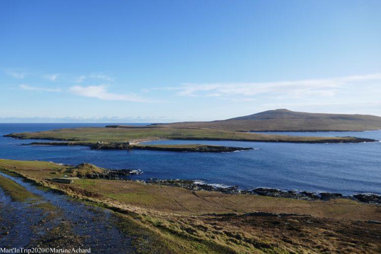 île shetlands
