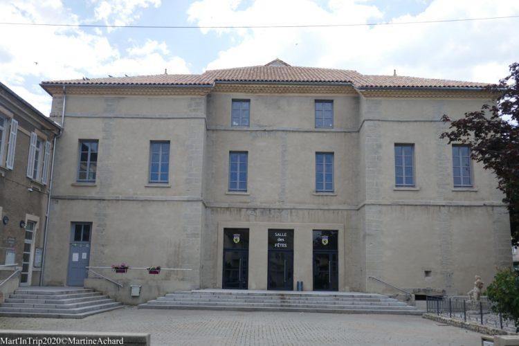 château laragne