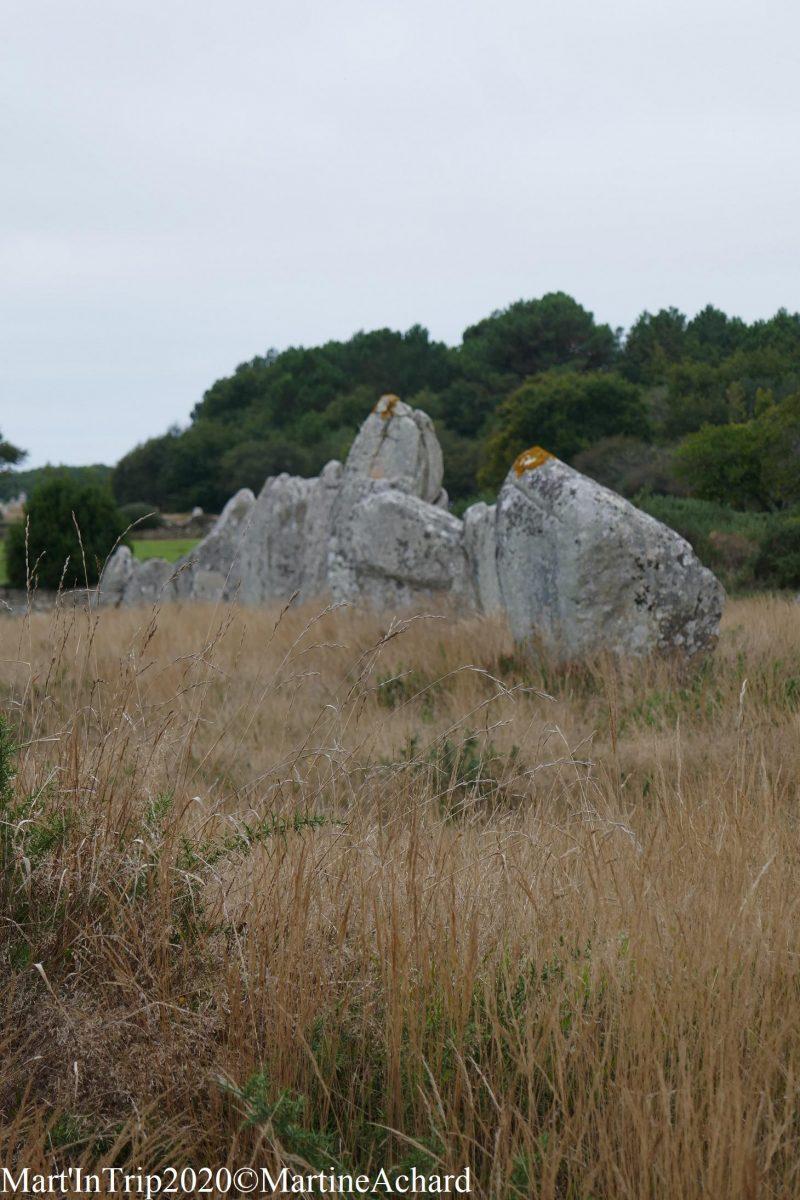 menhirs bretons