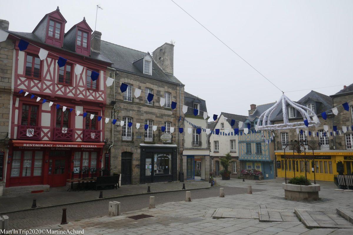 ville historique bretagne