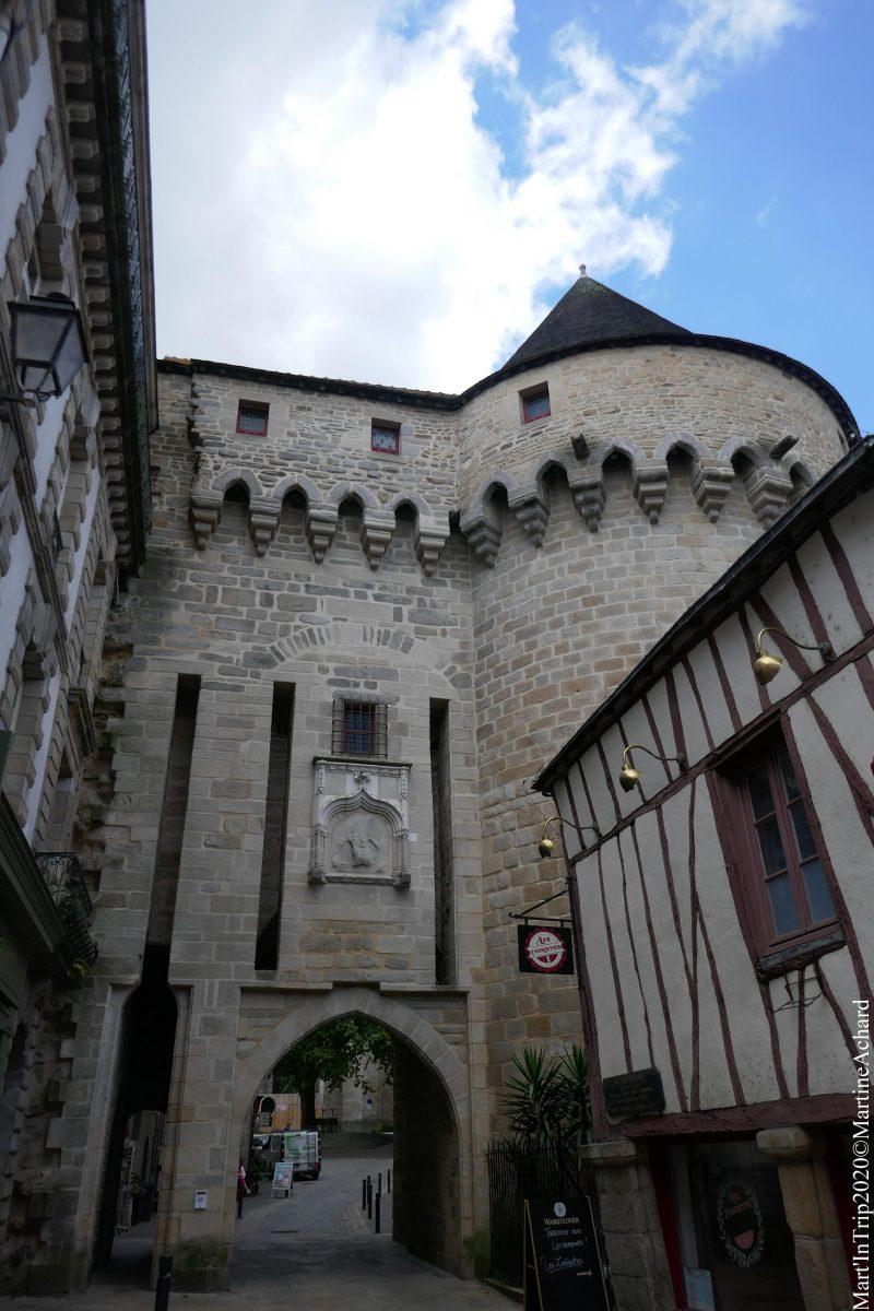 cité médiévale bretagne