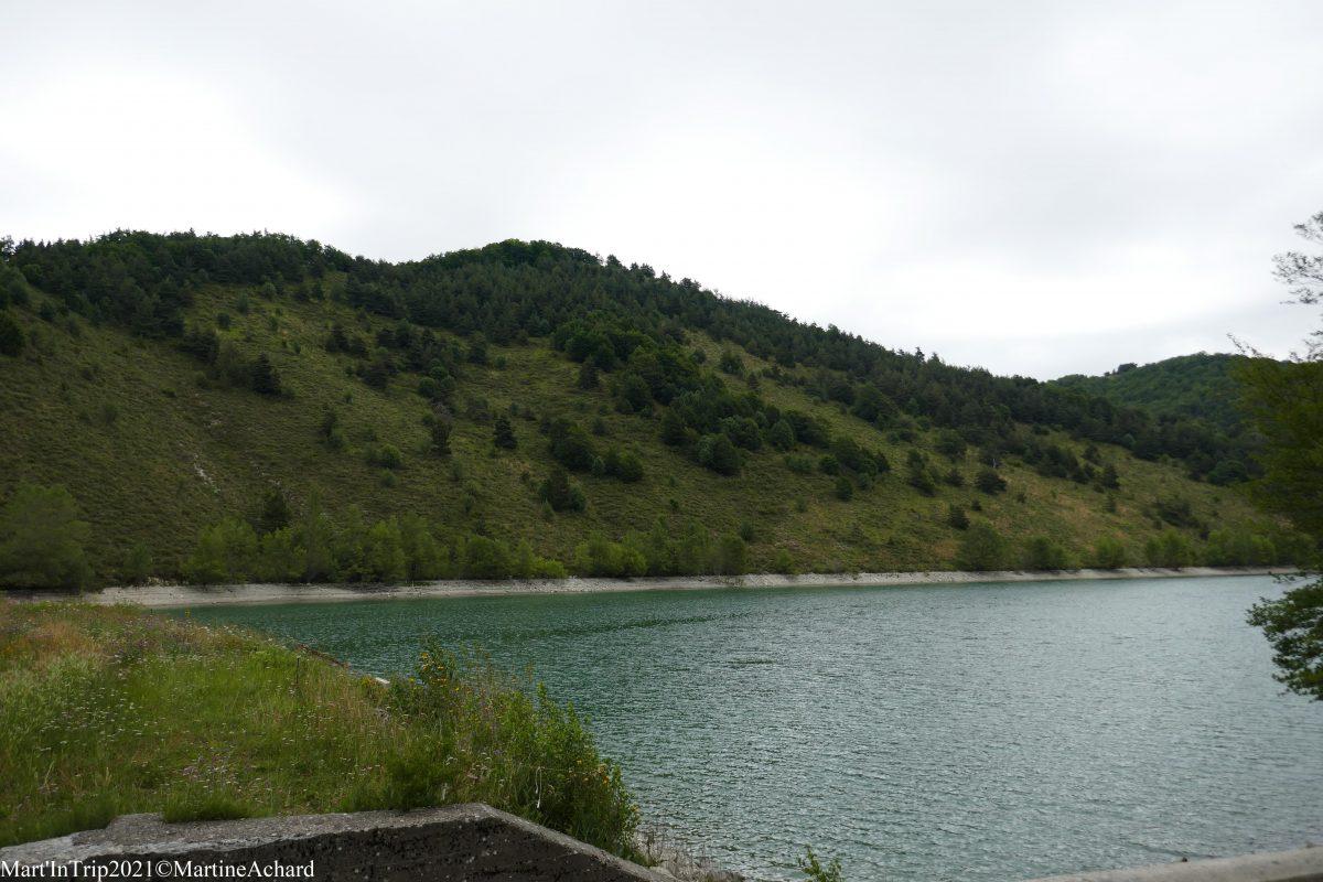 lac hautres alpes