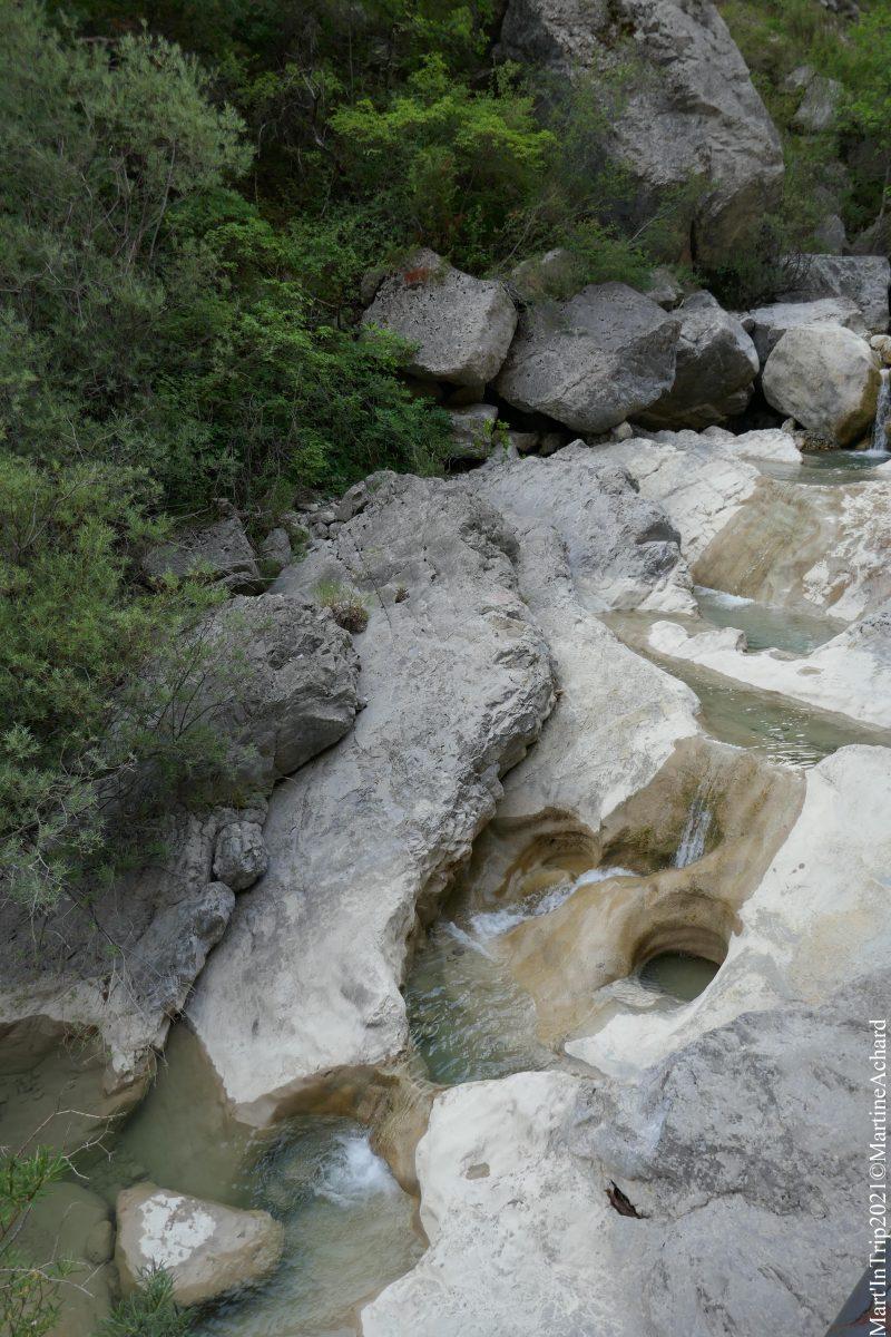 cascade hautes alpes